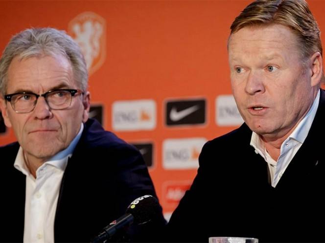 Koeman será el entrenador de la Selección holandesa