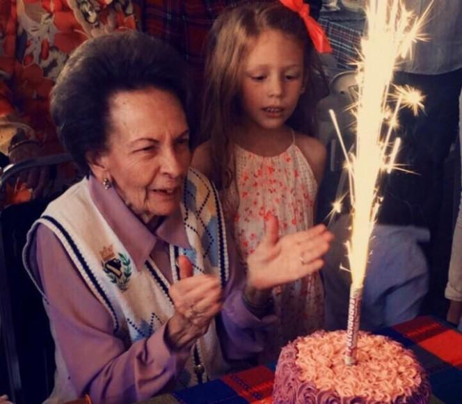 La bisabuela fanática de Rafal Nadal que lo emocionó con una carta