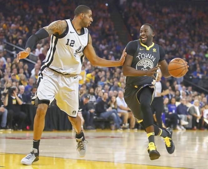 San Antonio cayó ante Golden State, por 122 a 105 — NBA