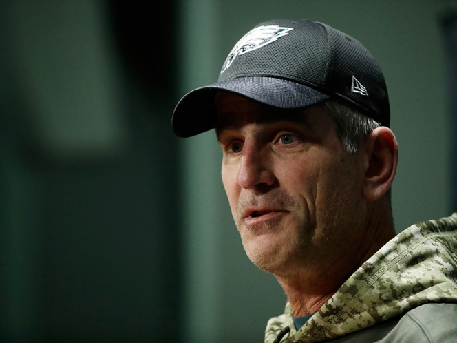 Frank Reich es el nuevo entrenador de Colts