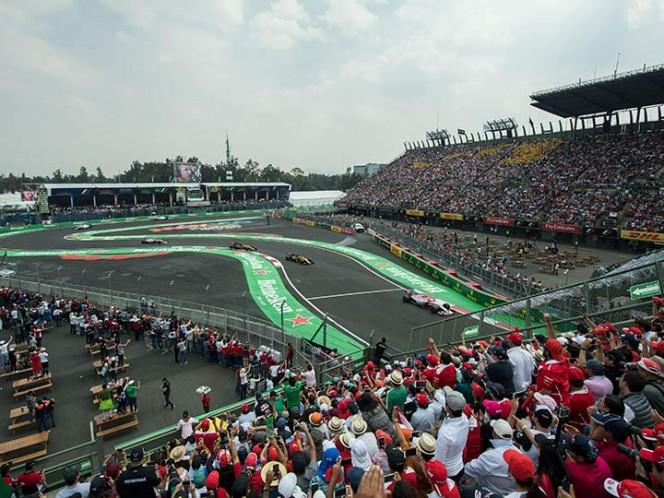 El GP de México perfila extender contrato