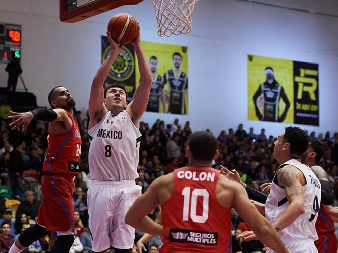 México cae ante Puerto Rico en baloncesto