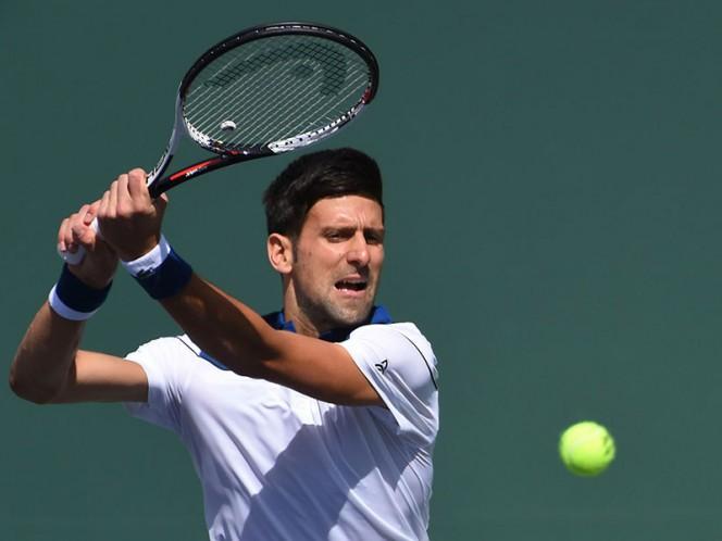 Djokovic cae en la primera ronda y se despide del Miami Open