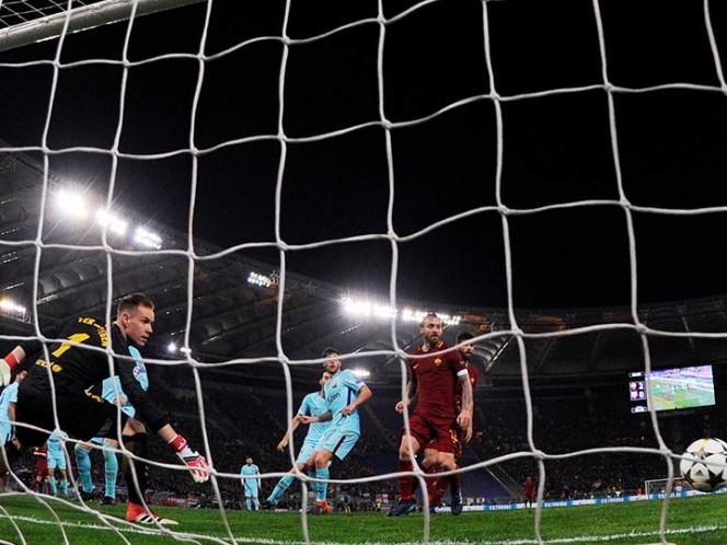 Cuando la Roma venció por 3-0 al Barcelona