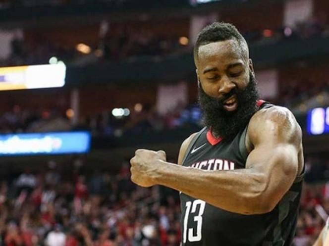 Houston amplió su ventaja ante unos irreconocibles Timberwolves