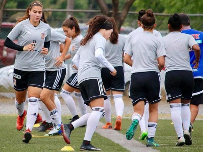 Avanza Tigres Femenil a la final