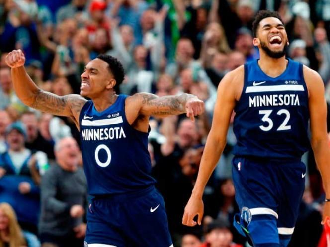 Los Rockets destrozan récords de playoffs contra los Wolves