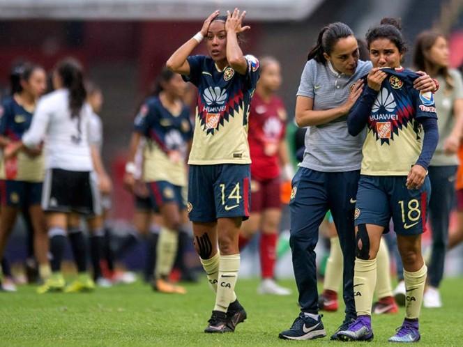 Liga MX Femenil en vivo: América vs Tigres UANL, semifinal vuelta