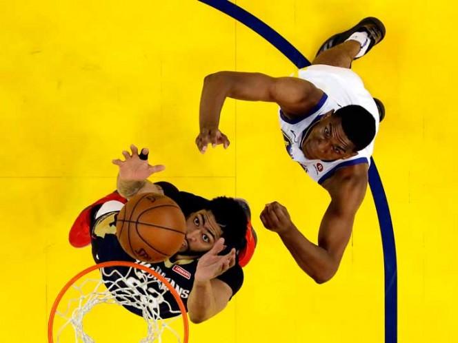 Stephen Curry regresará para el segundo juego frente a Nueva Orleans