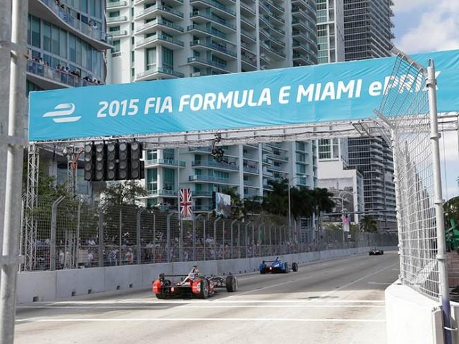 Fórmula 1 buscará montar GP en Miami