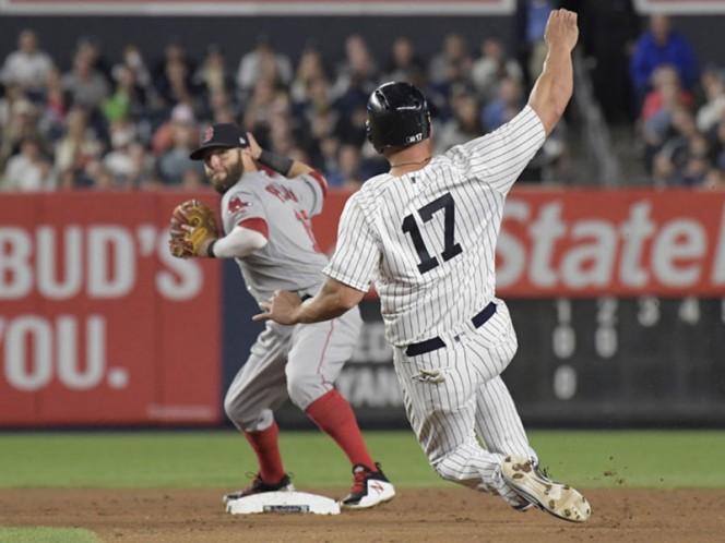 Yankees y Boston se enfrentarán en Londres