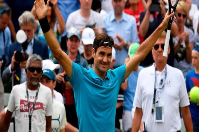ATP de Stuttgart: Federer vence a Kyrgios y vuelve al número 1