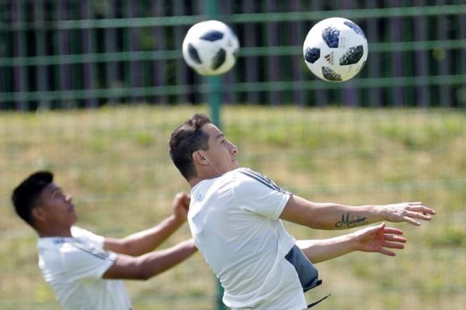 Andrés Guardado considera que México deberá de cambiar la estrategia para el siguiente partido