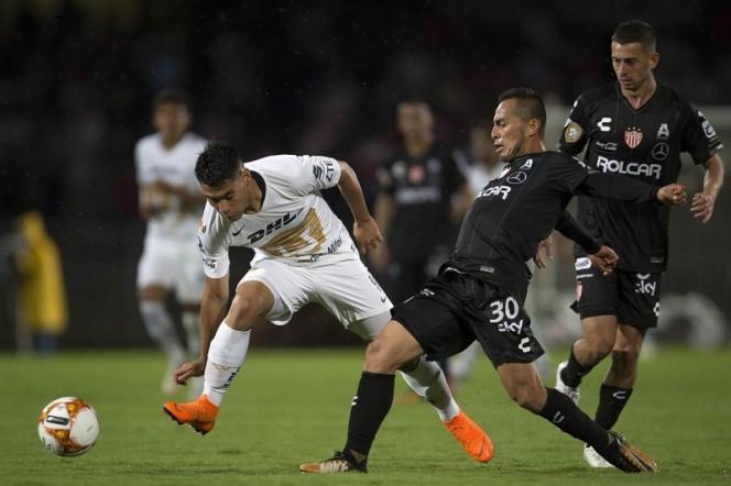 Riaño decretó el 1-1 por la Copa MX — Pumas vs Necaxa