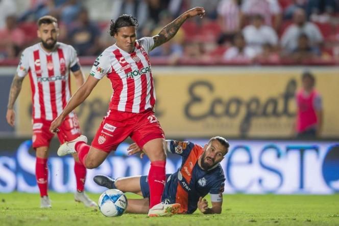 Necaxa deja con las ganas al Puebla
