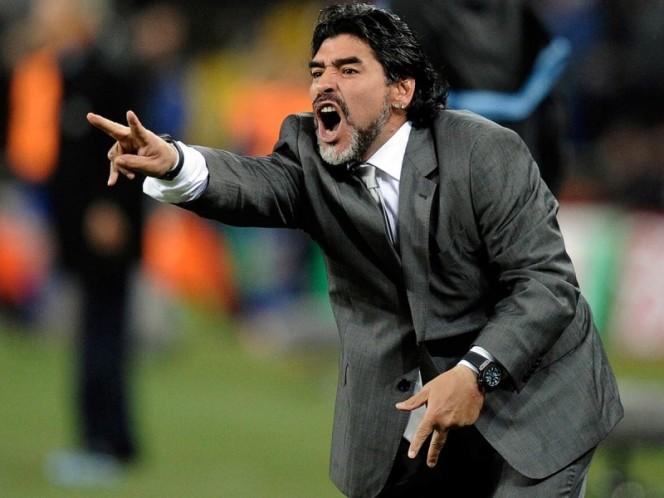 La llegada de Maradona a Dorados desata los memes
