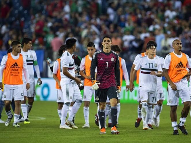 México enfrentará a Chile y Costa Rica