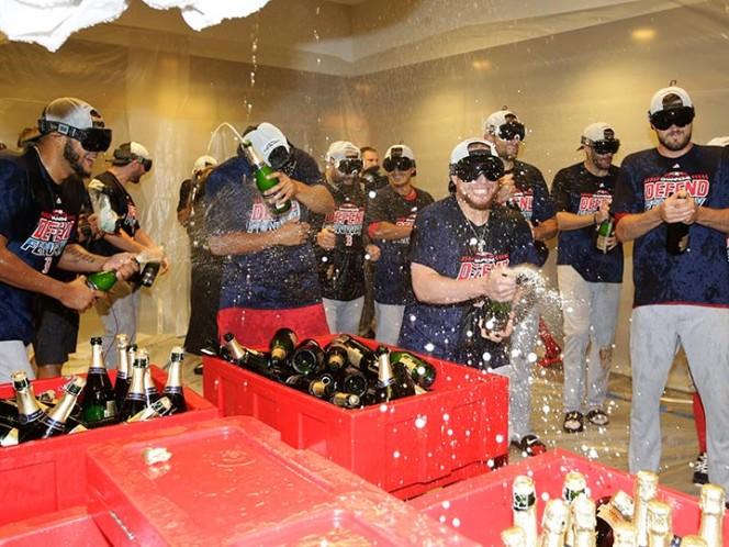 Boston se corona en la División Este de la Liga Americana — MLB