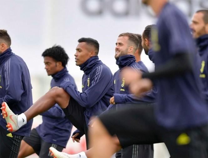 Triplete de Dybala en la goleada de Juventus — Videos