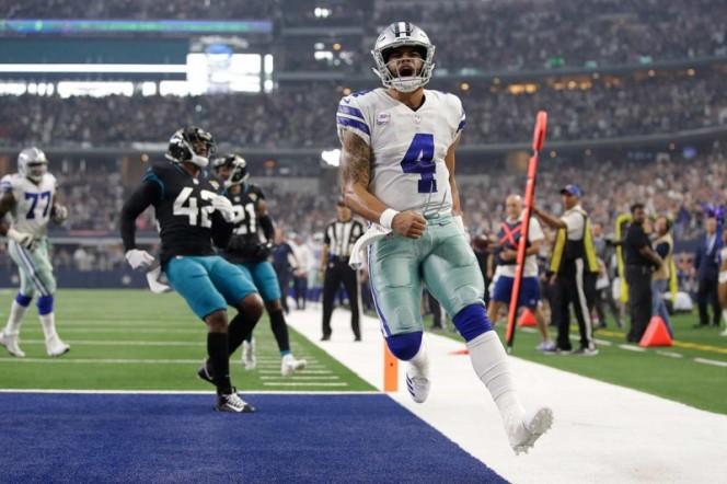 Destroza Dallas a los Jaguars y toma su tercera victoria