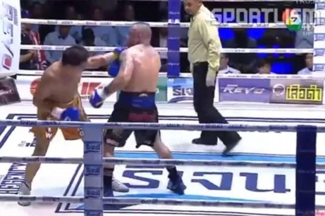 Tras violento knock-out, murió el campeón Christian Daghio — Muay Thai trágico