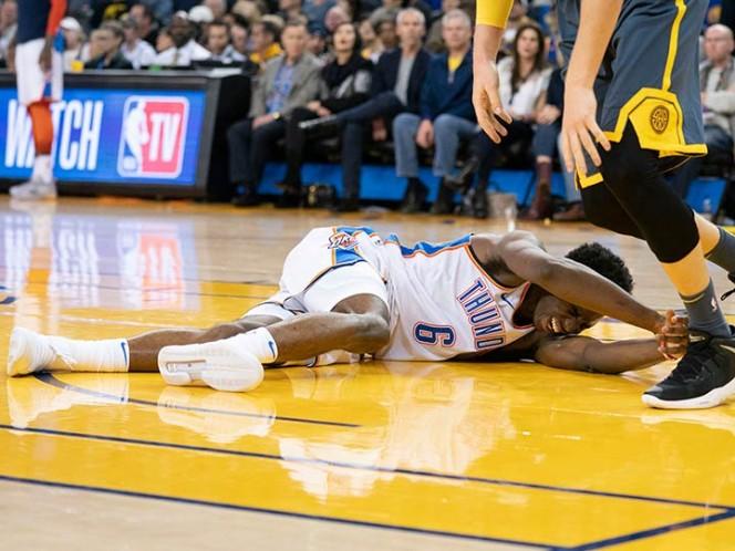 ¡Terrible! la lesión de Hamidou Diallo que conmocionó a la NBA