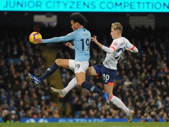 Manchester City aumenta diferencia en Liga inglesa de fútbol