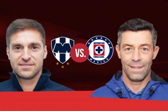 Diego Alonso, a romper la racha negativa ante Cruz Azul