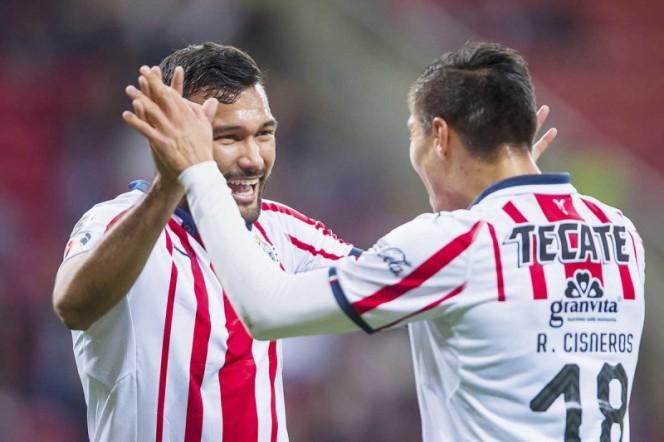 Goles Copa MX: Chivas goleó a Cafetaleros y mantiene el paso perfecto