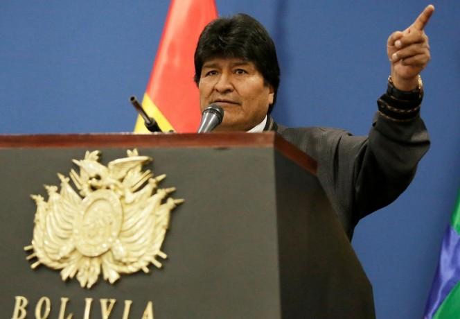 Evo Morales quiere llevar el Mundial 2030 a Bolivia
