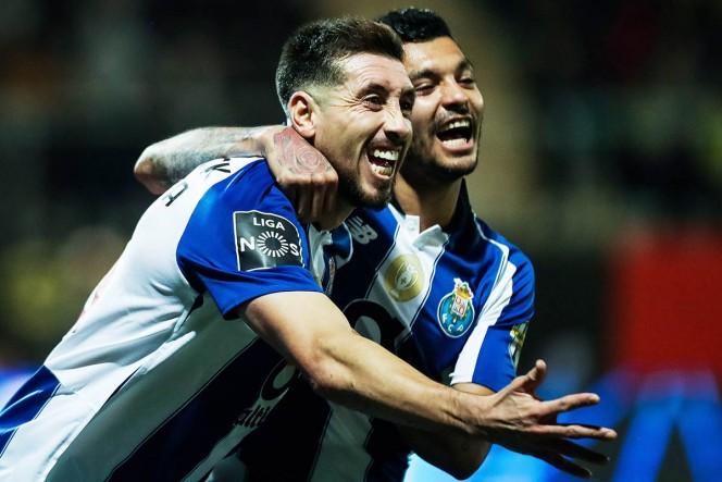 Herrera vuelve a anotar en goleada del Porto