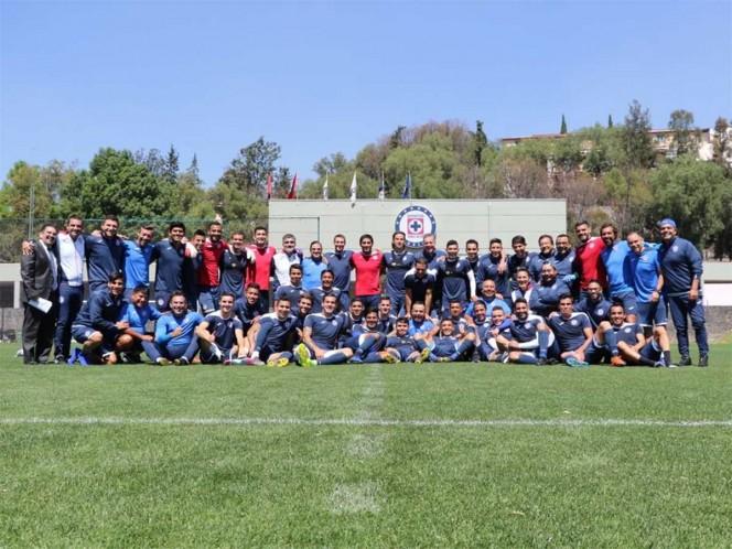 Cruz Azul empieza a recuperar a sus jugadores lesionados