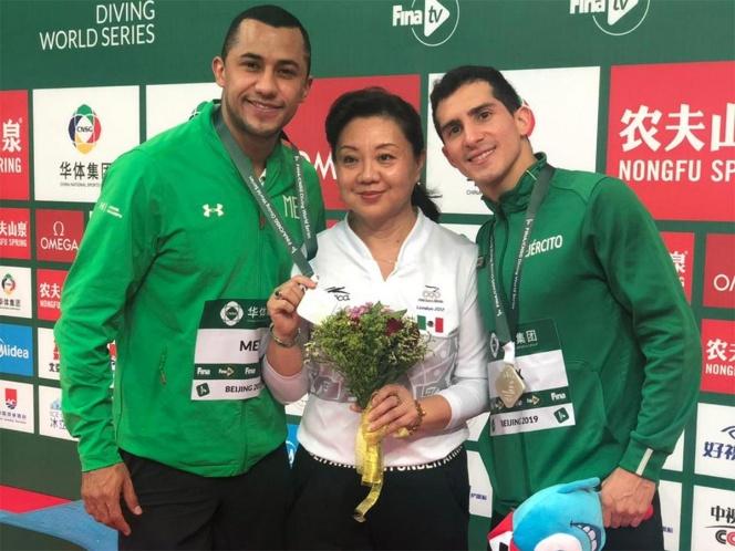 Pacheco y Ocampo suman plata en Serie Mundial