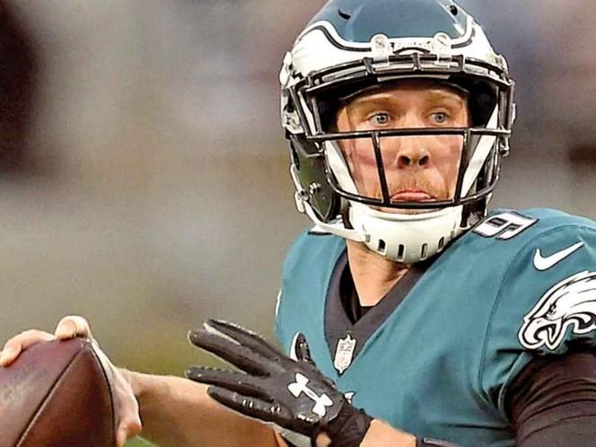 Nick Foles se arregla con los Jaguars y tendrá jugoso contrato