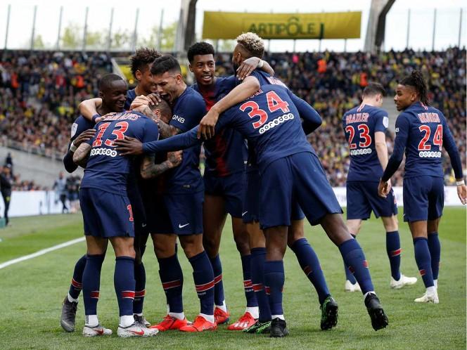 El PSG gana su octavo título en Francia