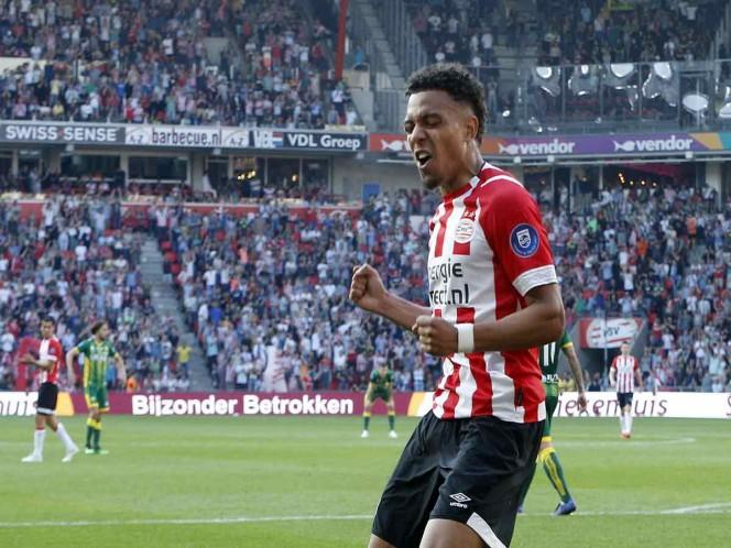 'Chucky', 'Guti' y el PSV pugnan por la Eredivisie