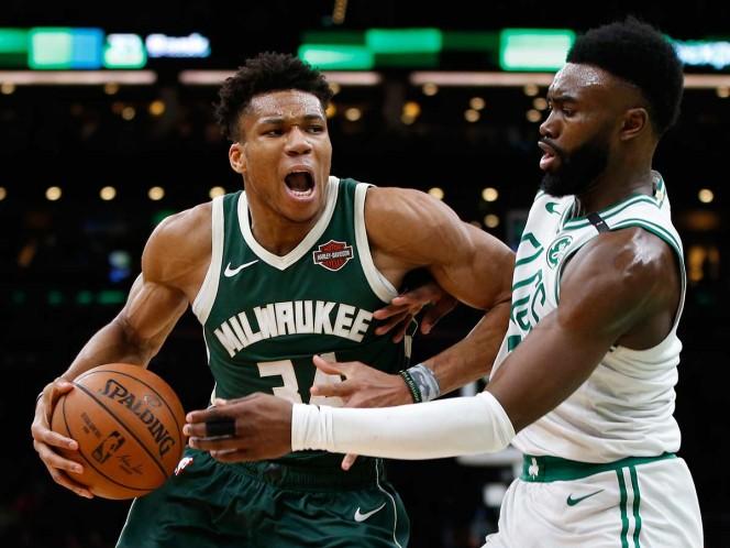 NBA: ¡Imparables! Bucks pone contra la pared a los Celtics