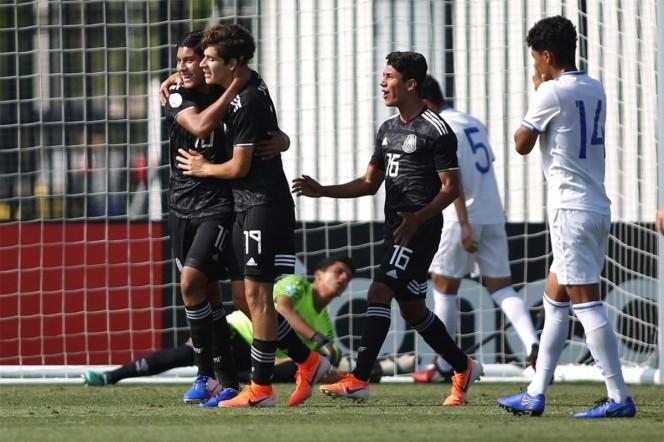Selección Mexicana consigue boleto para Mundial Sub-17