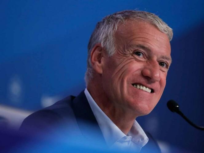 Francia da a conocer convocados para fecha FIFA