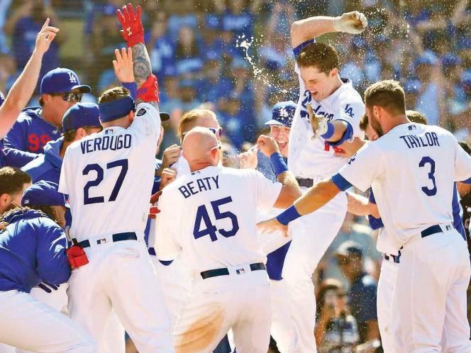 La misma película; Dodgers, el mejor equipo