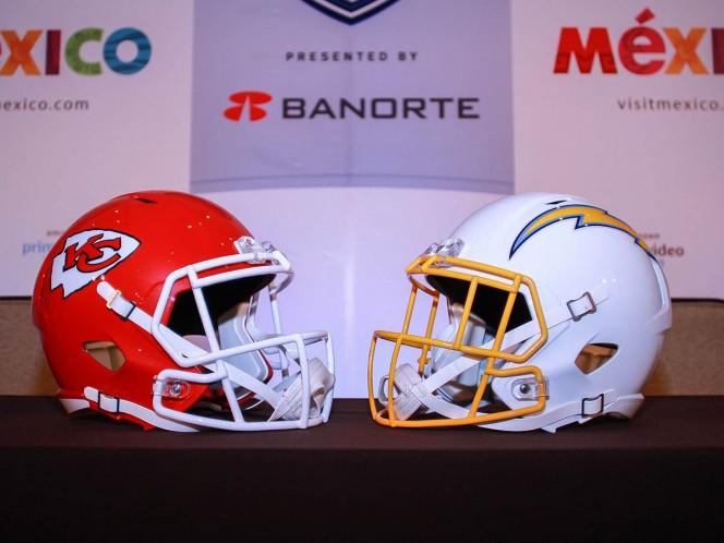 Revelan precios para juegos de la NFL en México