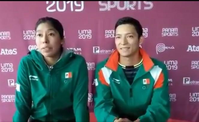 México asegura primera medalla en Panamericanos