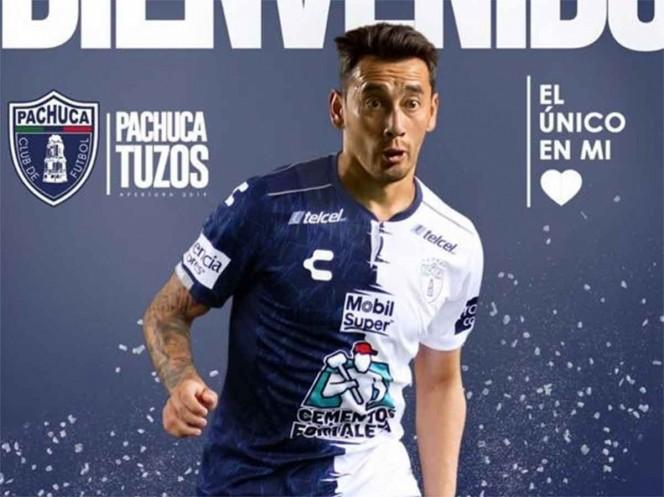 Rubens Sambueza es nuevo jugador del Pachuca — OFICIAL