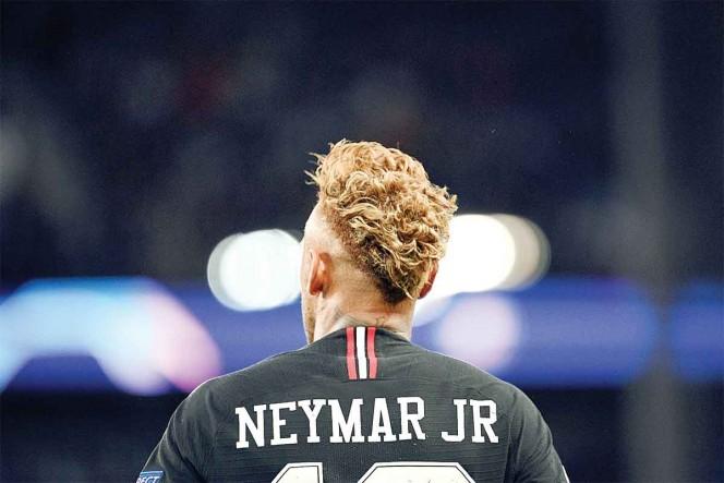 PSG quiere recuperar lo que invirtió en Neymar