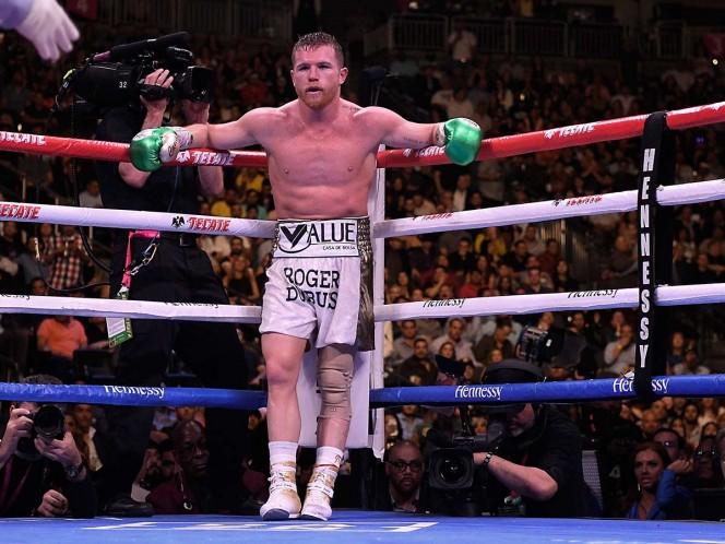 Canelo confirma pelea ante Kovalev