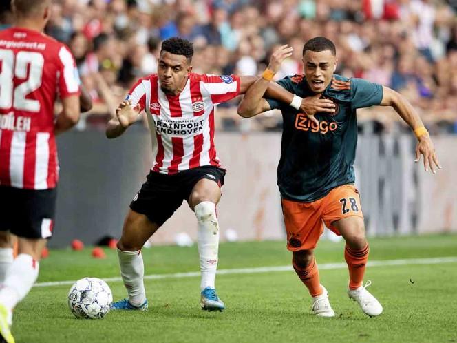 PSV y Ajax dejan todo igual en la Eredivisie