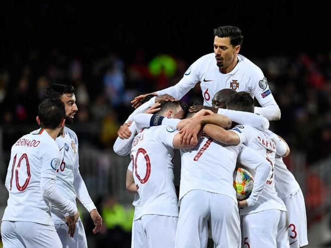 Portugal vence a Luxemburgo y clasifica a la Euro 2020