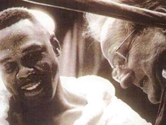 El niño que le temía a Ali; la historia de Michael Bentt