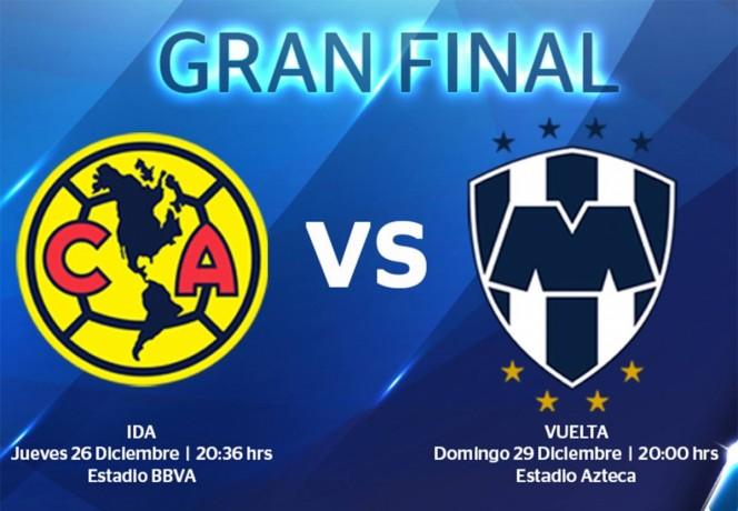 Listos los horarios para la final de la Liga MX