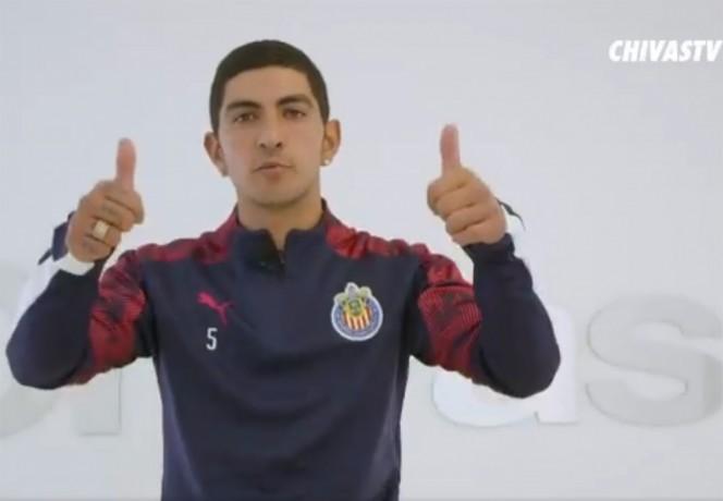Guzmán regresa a Chivas con los objetivos bien claros